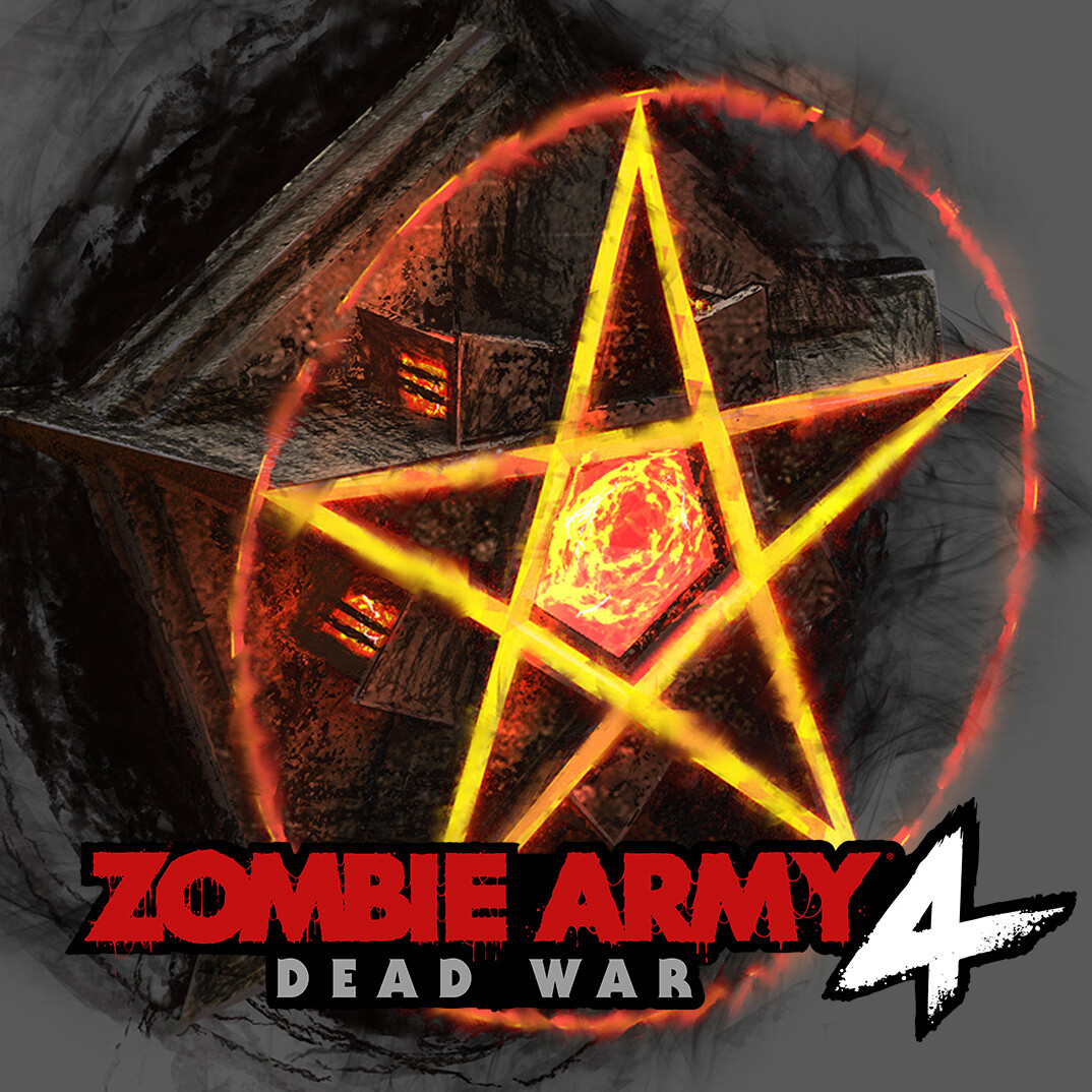 Zombie Army 4 - Demon Seal Concept