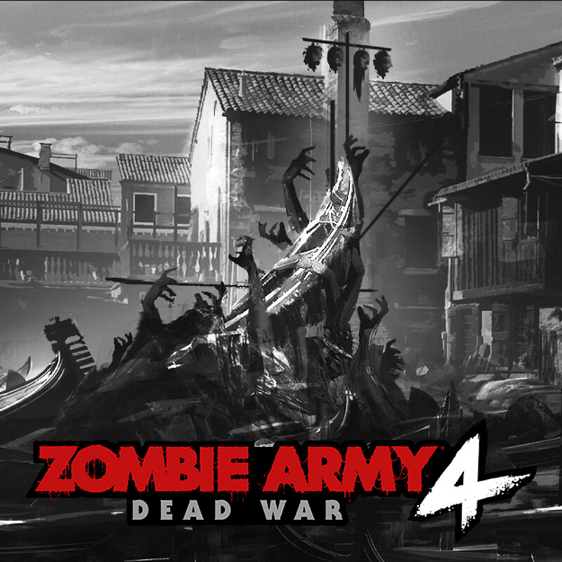 Zombie Army 4 - Venice Concepts