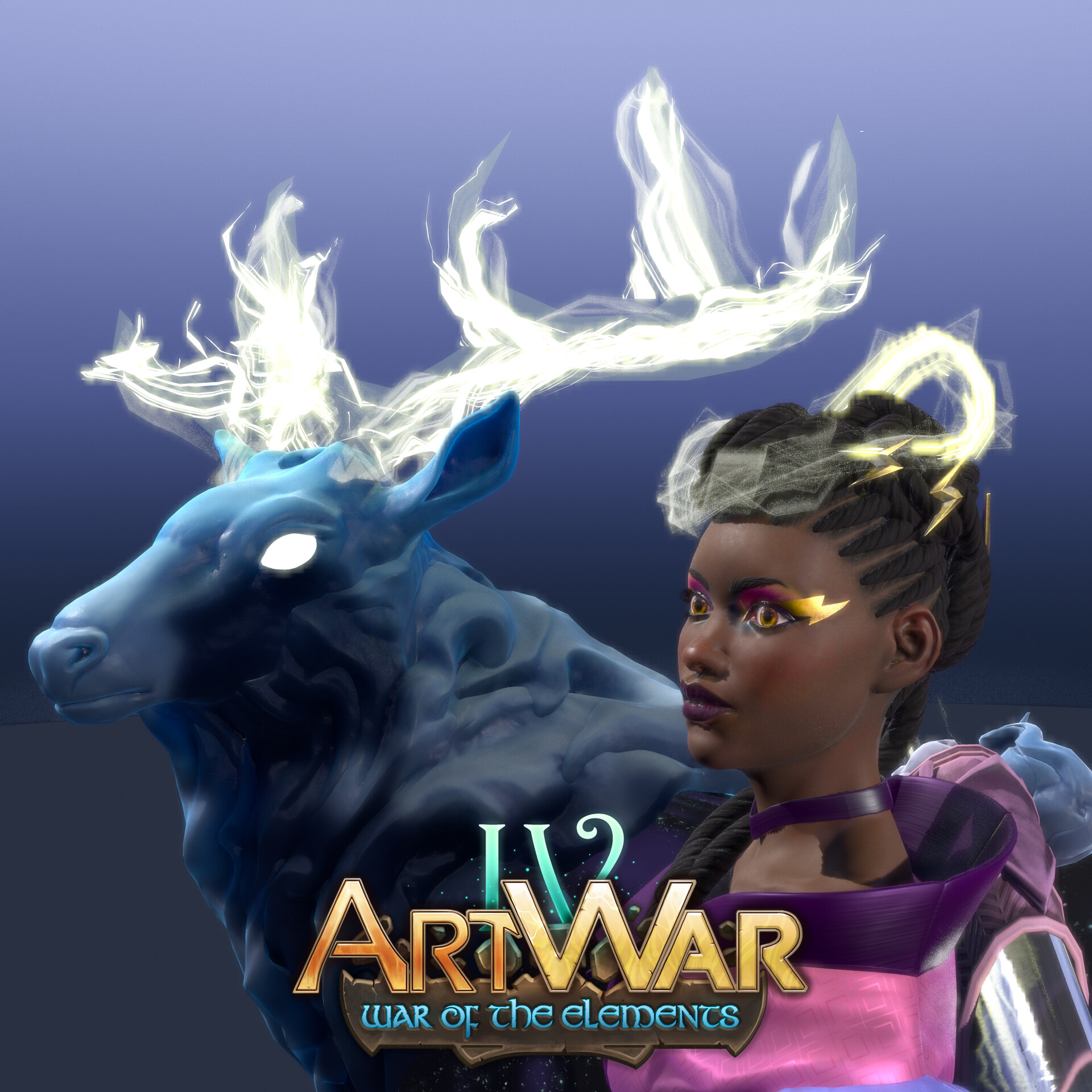 Art War IV - Lightning Crown