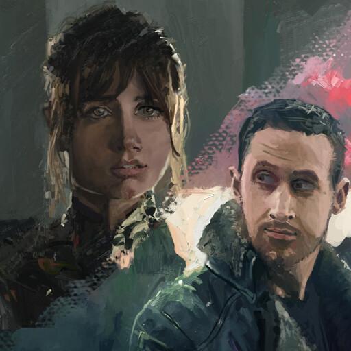 Blade Runner 2049 Studies