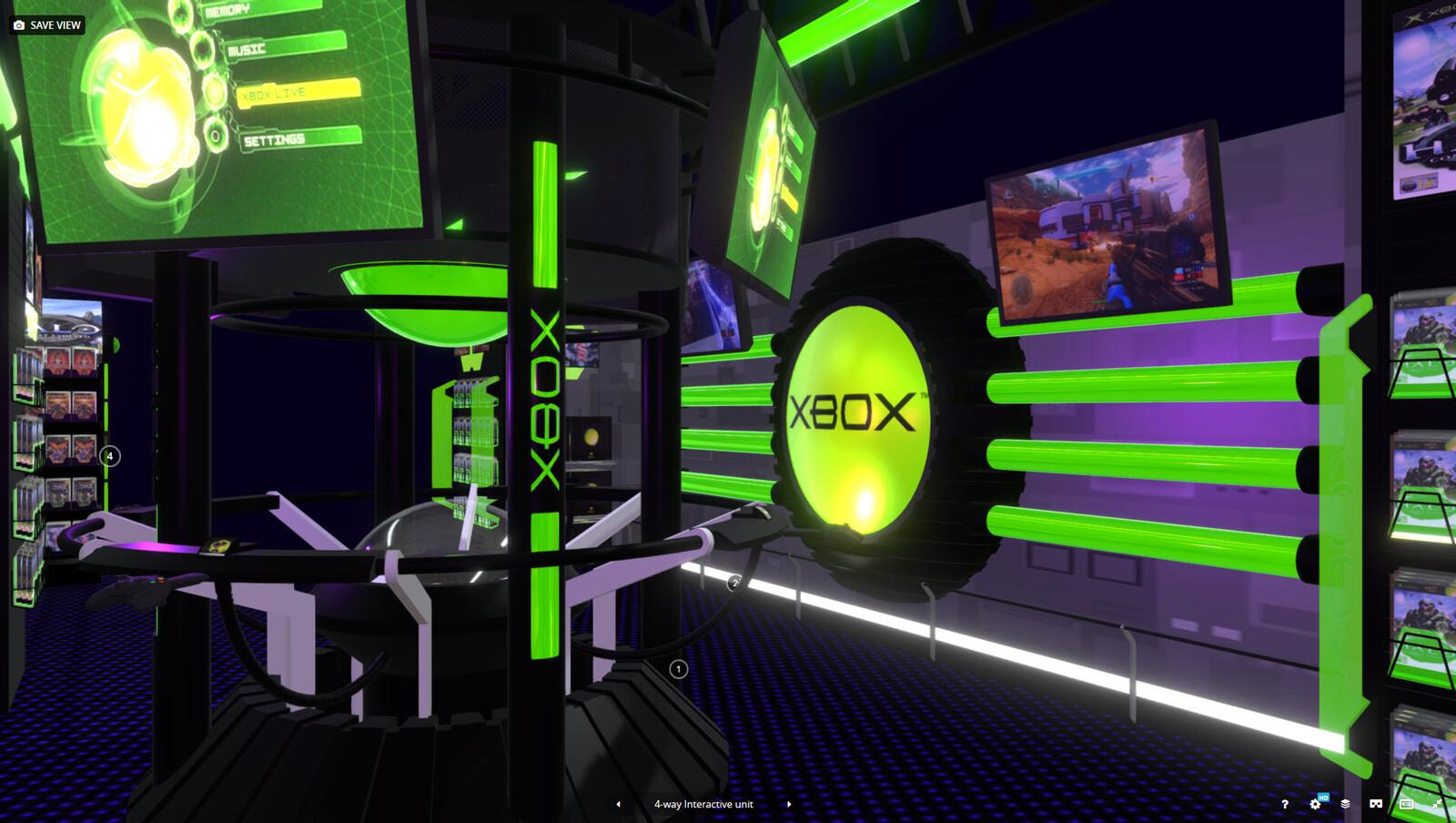 Original Xbox-Toys R' Us  Times Square