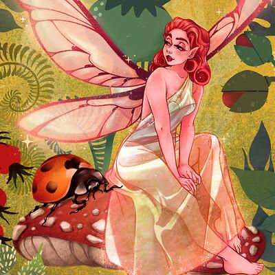 Weronika bartczak fairy03