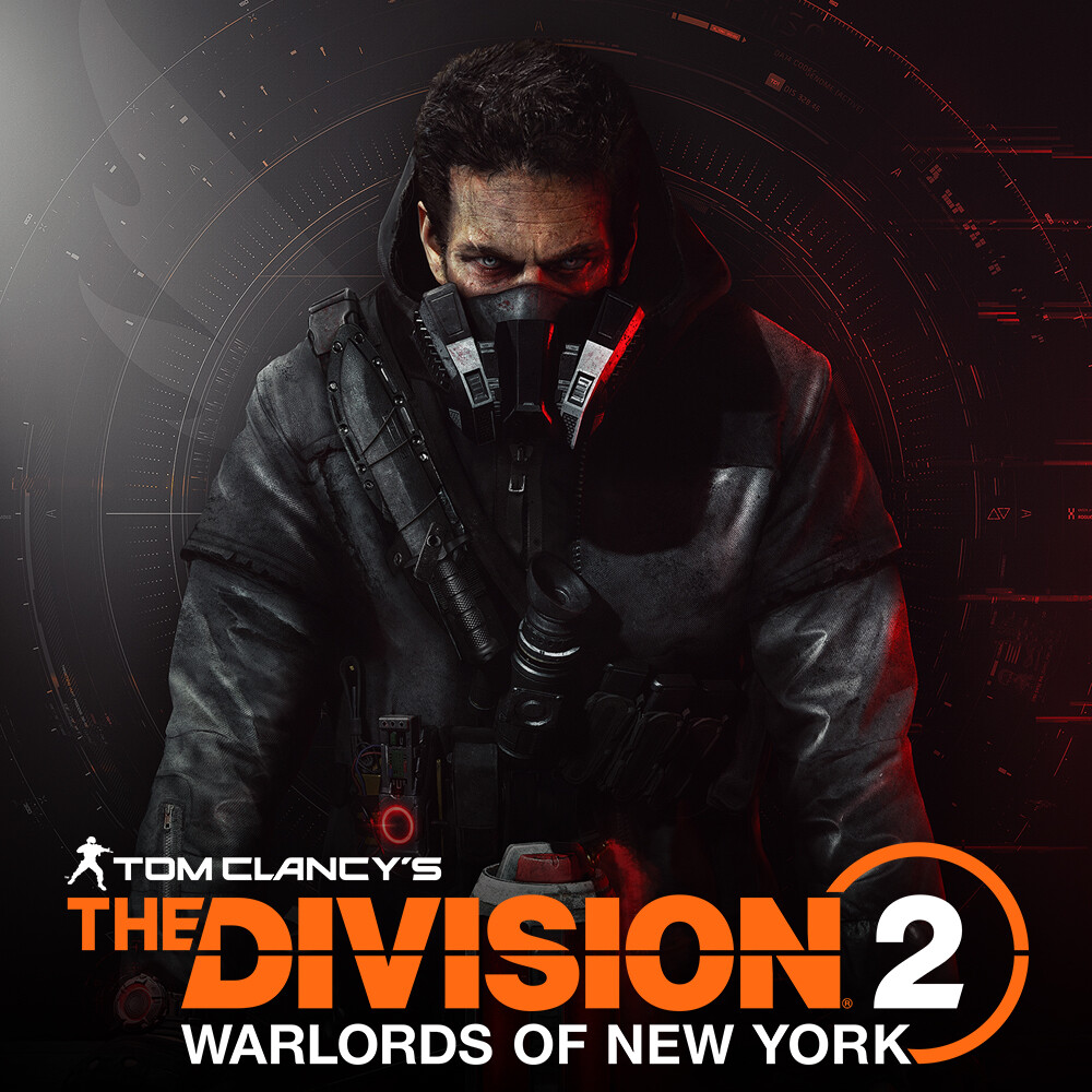 Aaron Keener (The Division 2 Warlords of Newyork)