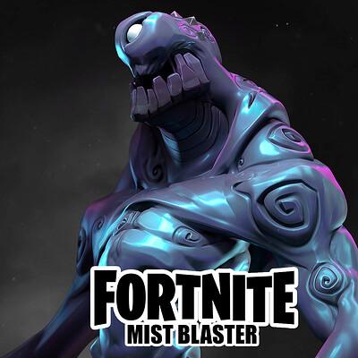 Mike kime blaster icon