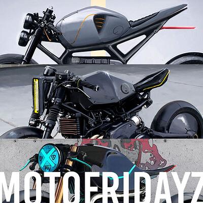 NVX750 | motofridayz