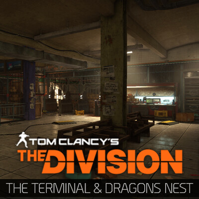 The Division [The Terminal & Dragons Nest]