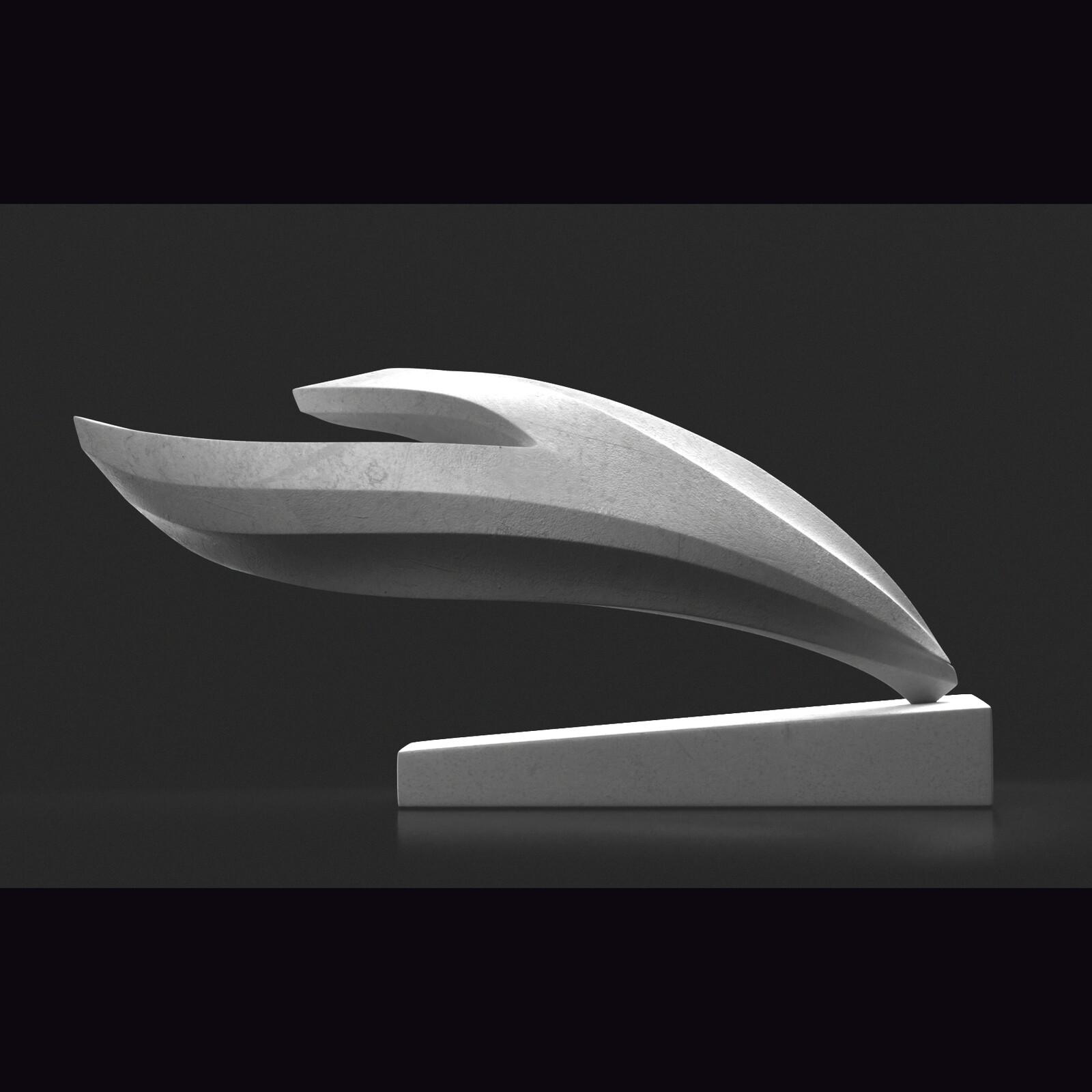 Sculpture 23d