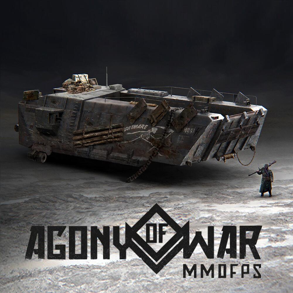Agony of War