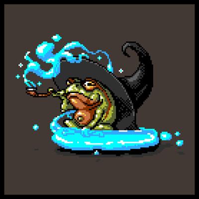 Victor ankarberg frog