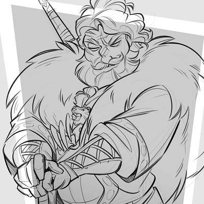 Shamine king murrberry witcher