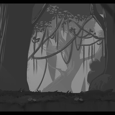 Greyscale - environment cycle