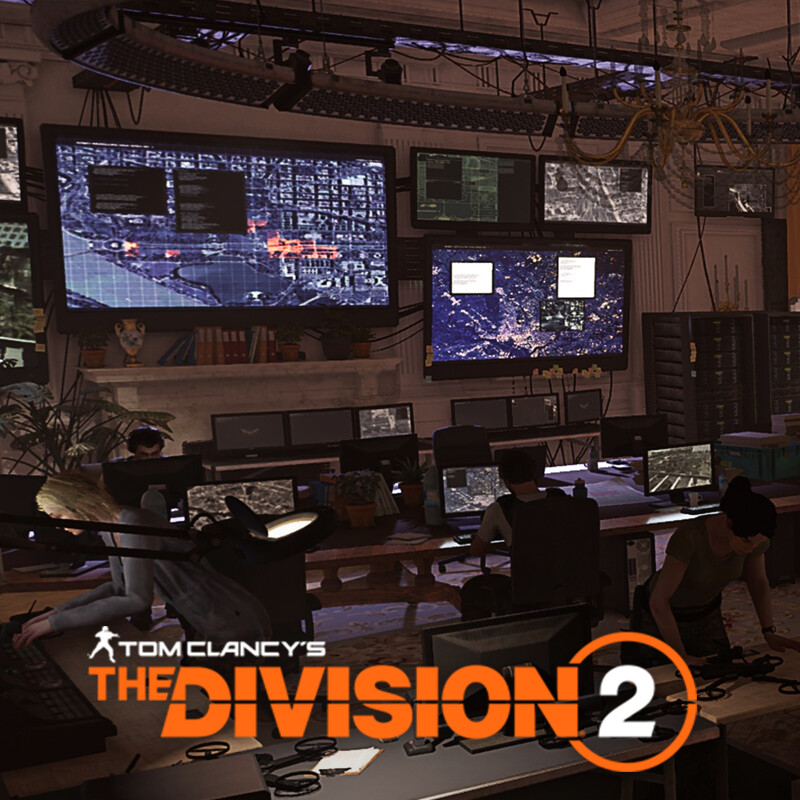 The Division 2: The Situation Room