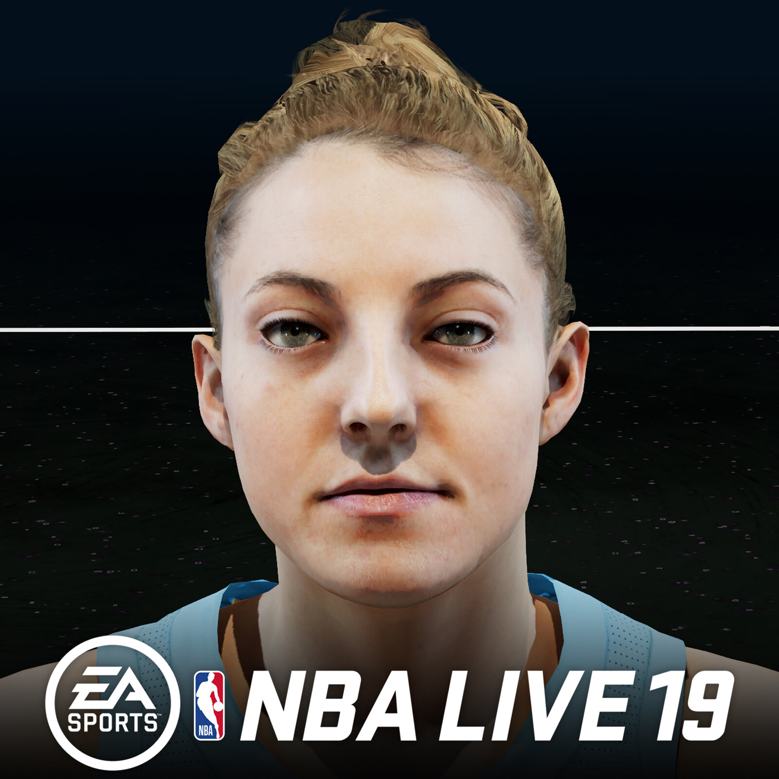 NBA LIVE 19 - Katie Lou Samuelson