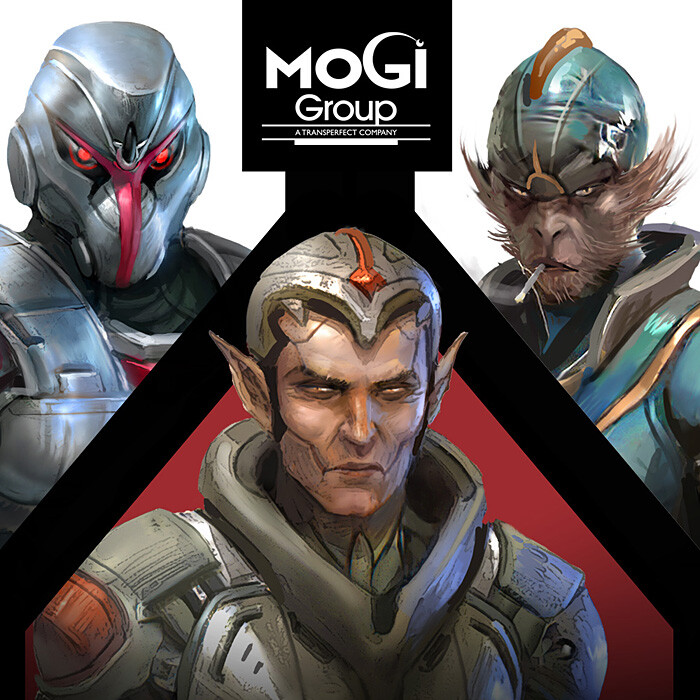 Space Heroes - MoGi Group