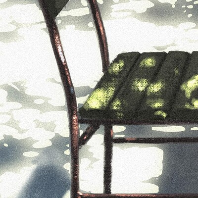 Javi codina la silla bajadetalle