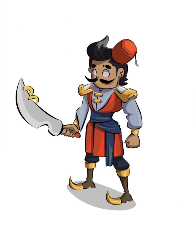 Ottoman Warrior