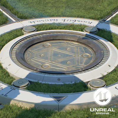 UE4 - Peace in Green [FREE ASSETS]