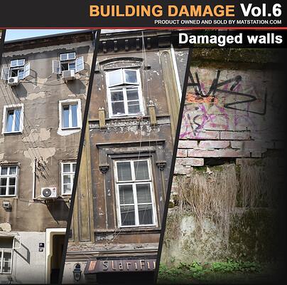 Andrey sarafanov artstation build damage vol 6
