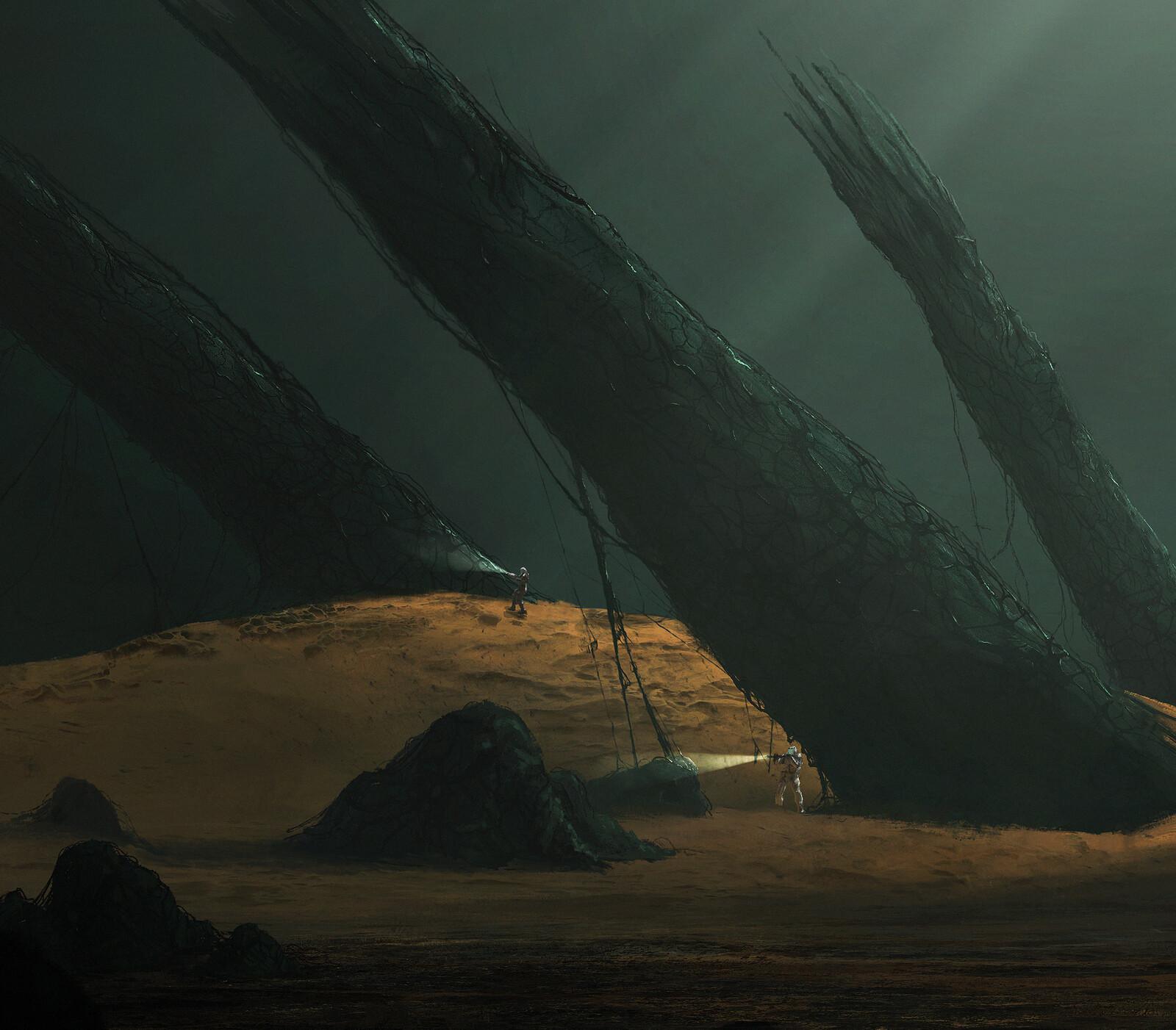 Venom Planet