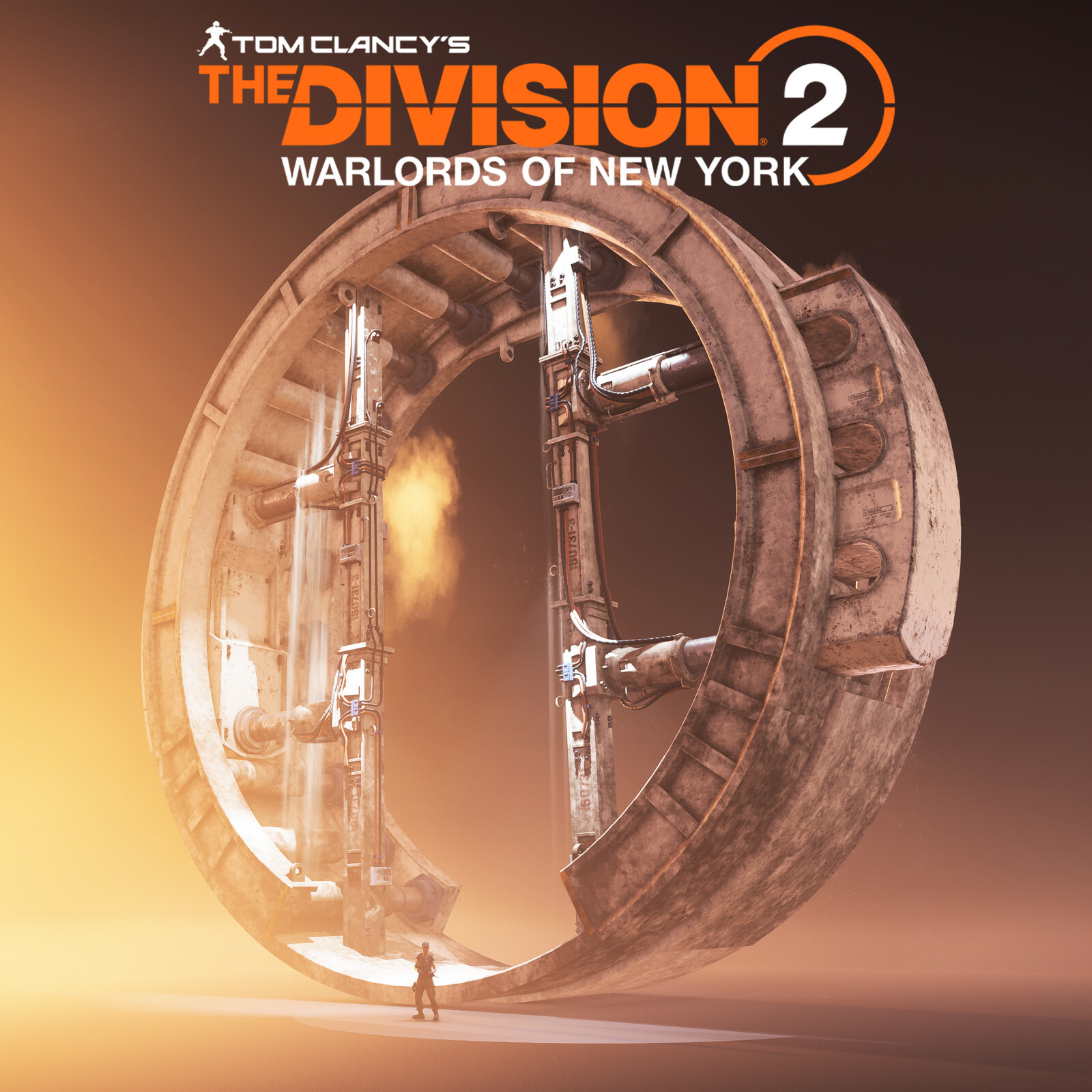Division 2: Warlords of New York Animated Drill Support