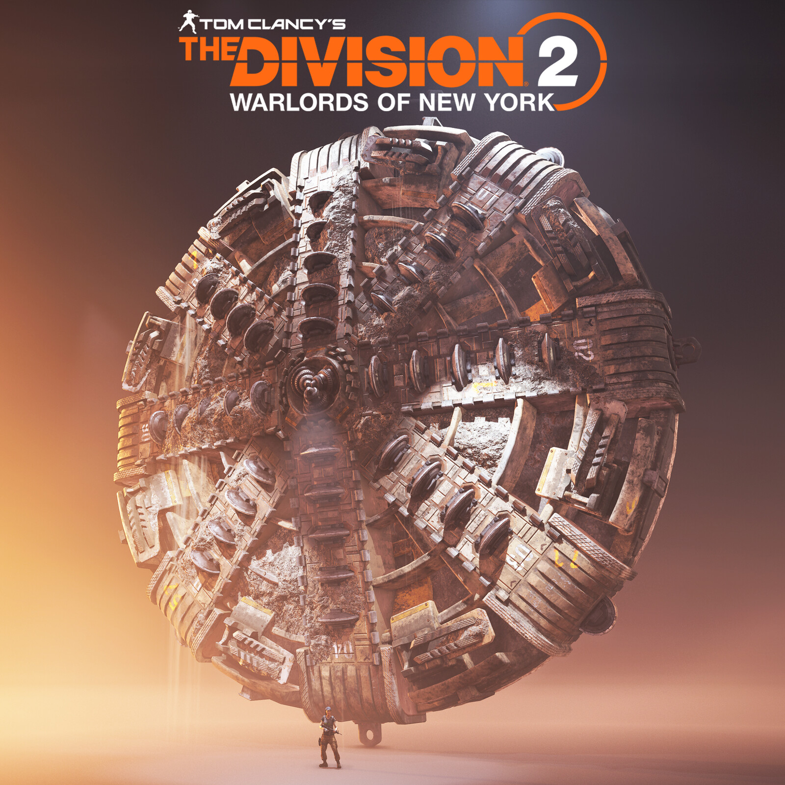 Division 2: Warlords of New York Drill Head