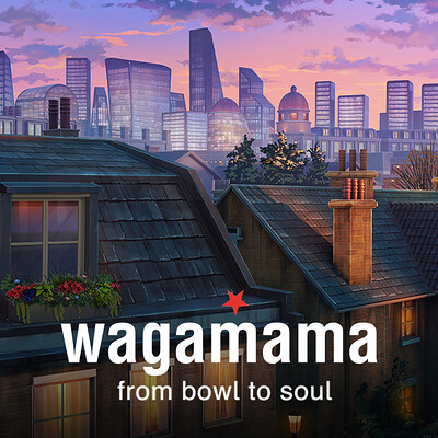 wagamama 'Bowl to Soul' - London