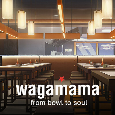 wagamama 'Bowl to Soul' - Restaurant