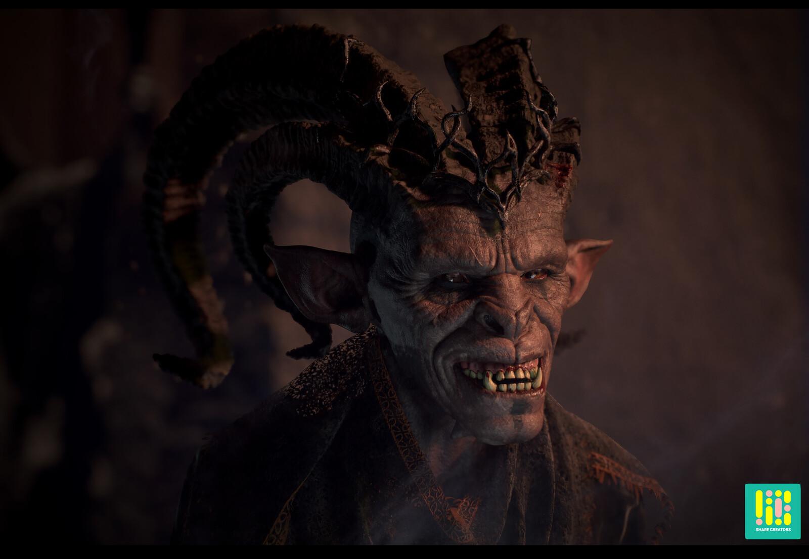 Goblin - Share Creators