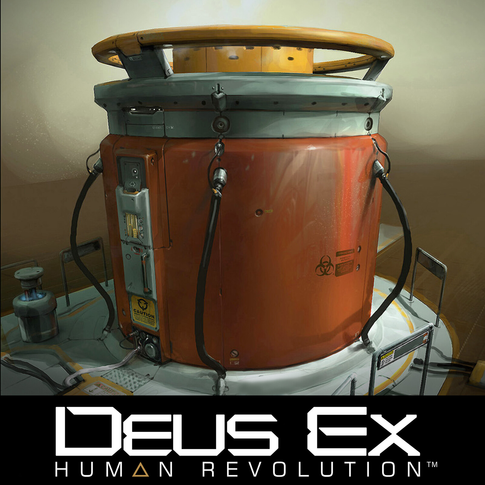 DEUS EX: HR ™ PART#2 Props