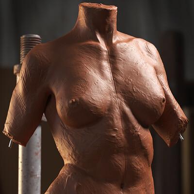 Joaquin cossio femaleanatomy torso rgb color 00000
