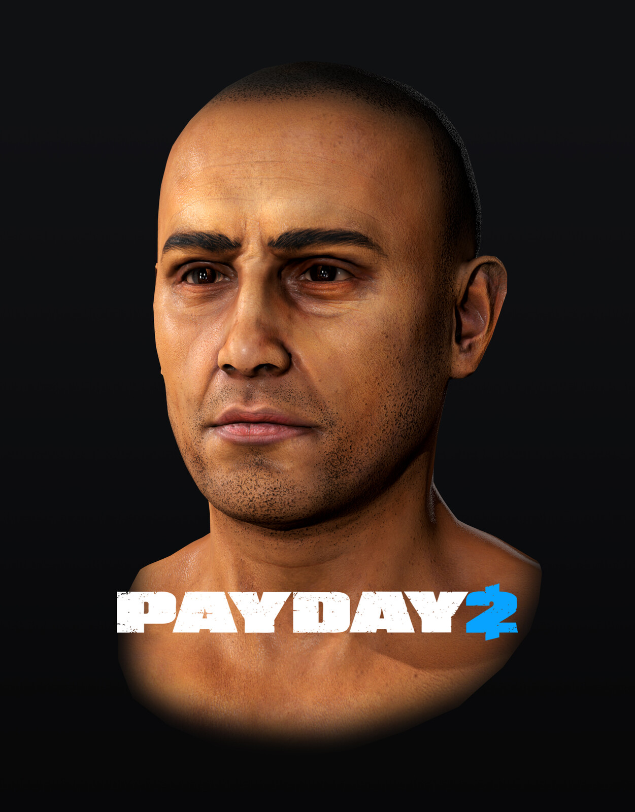 Payday 2: San Martin Bank's Security Head