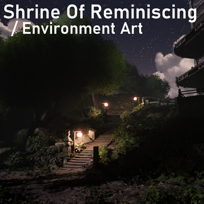 Rikard carlsson shrine of reminiscing thumbnail