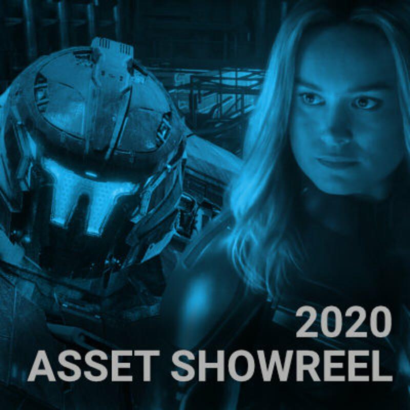 Asset Showreel 2020