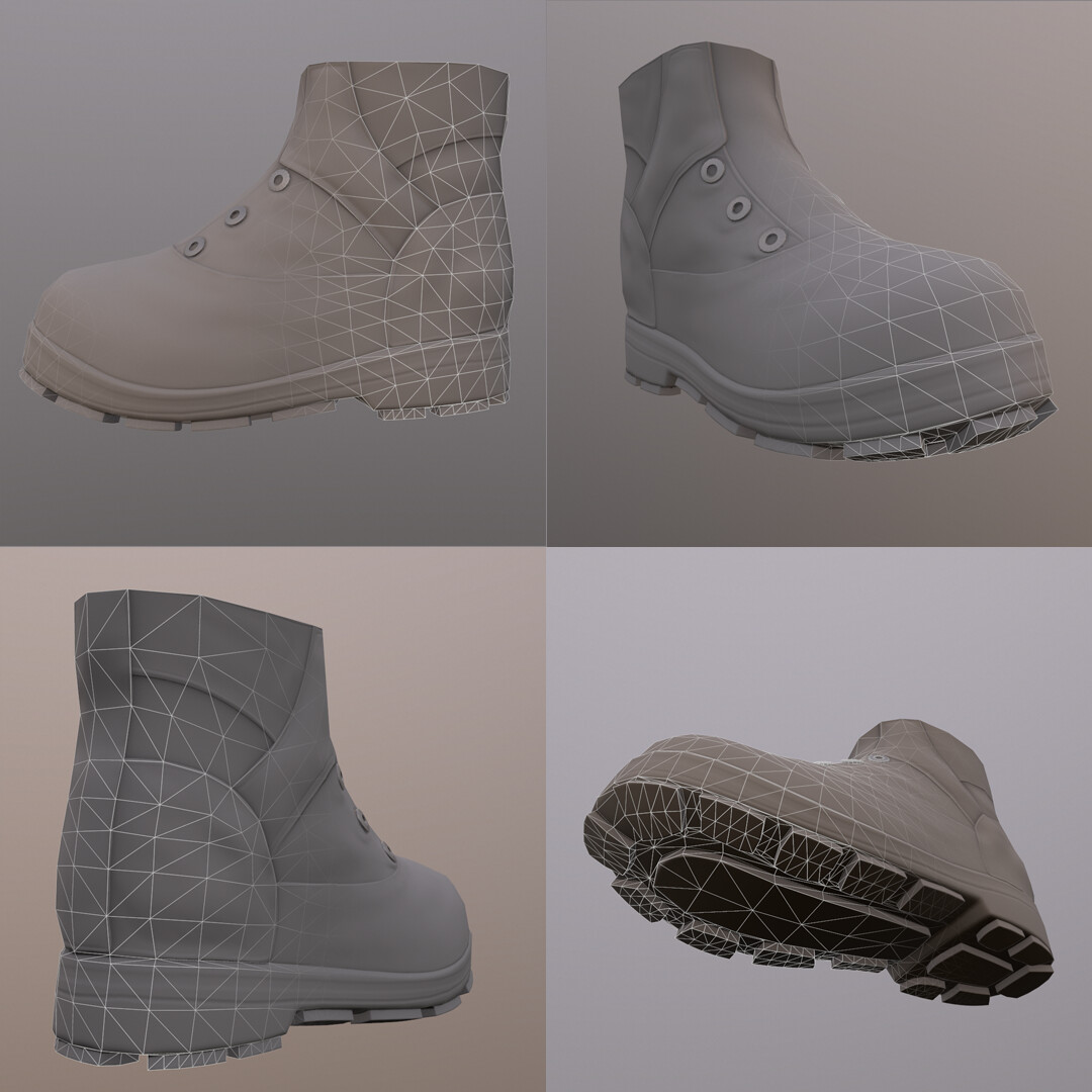 Boots [WIP]