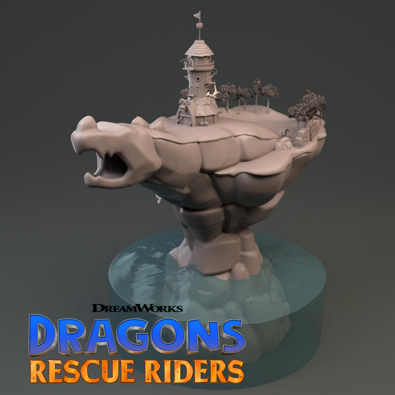 Dragons: Rescue Riders - The Roost