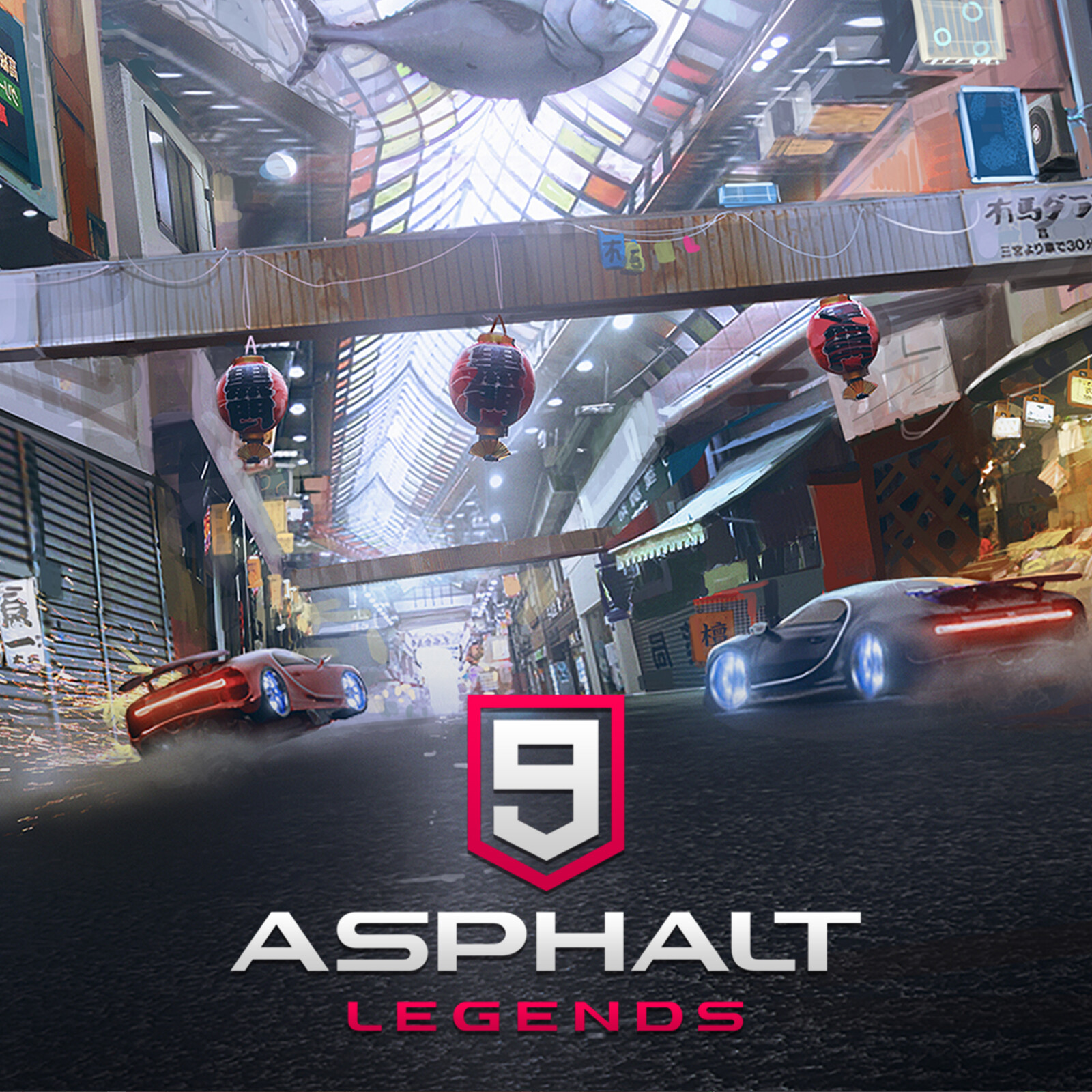ASPHALT 9 | OSAKA Pre-Production