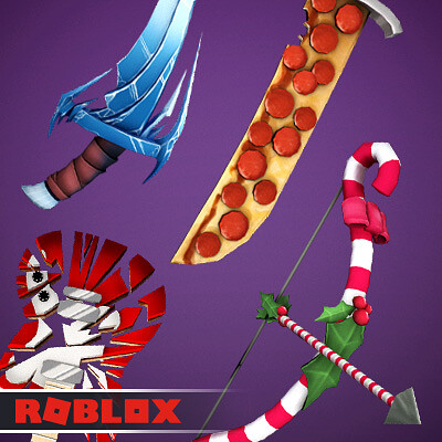 Weapons Collection - Roblox