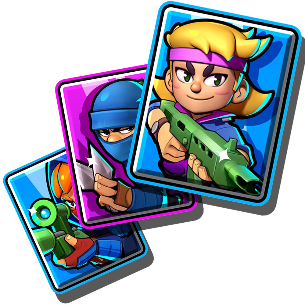 Cards for Idle Monster Tycoon
