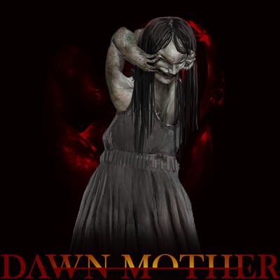 Adam thompson dawn mother as