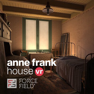 Anne Frank House VR (Oculus Quest)