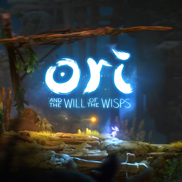 Ori and the Will of the Wisps - Setdressing