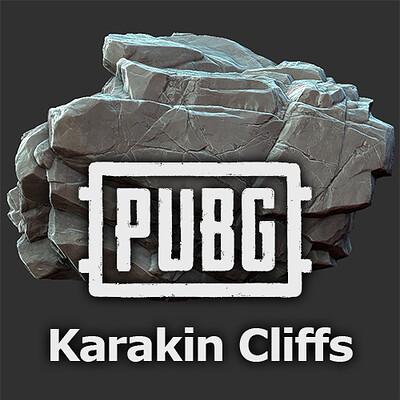 PUBG Karakin Cliffs