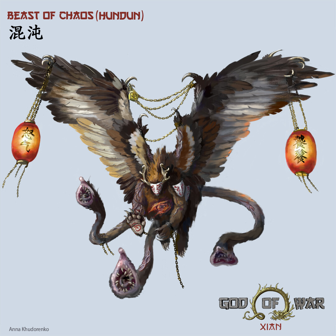 GOW China: Beast of chaos