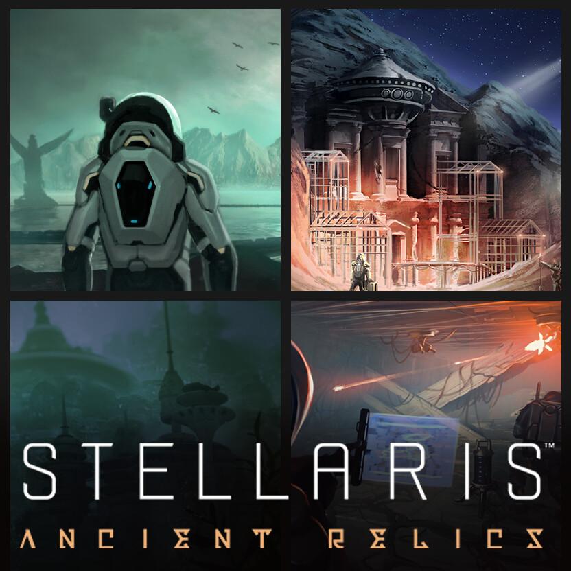 Stellaris: Ancient Relics DLC (events)