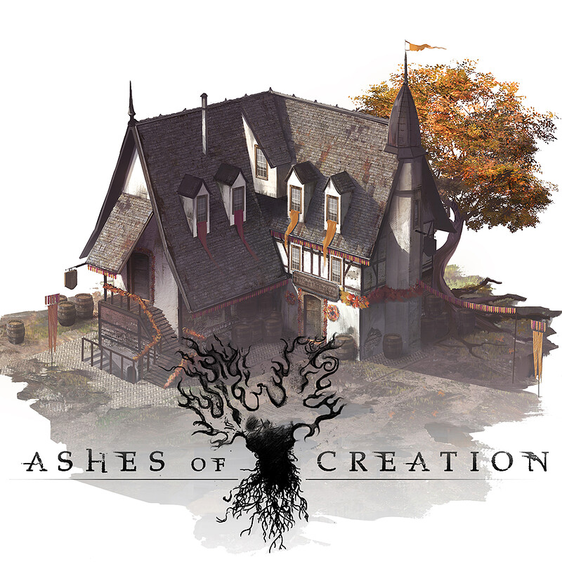 Ashes of Creation - Cosmetic Concepts Vol 2