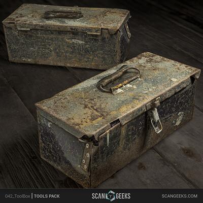 Scan geeks 042 toolbox presentation square