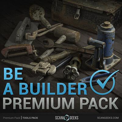 Scan geeks tools premium pack