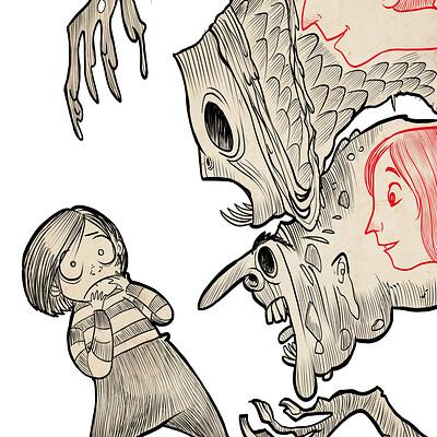 Francesca da sacco poster2018 illustrazione1