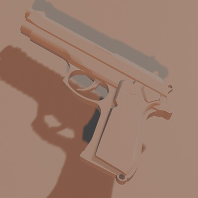 James walston pistolrender