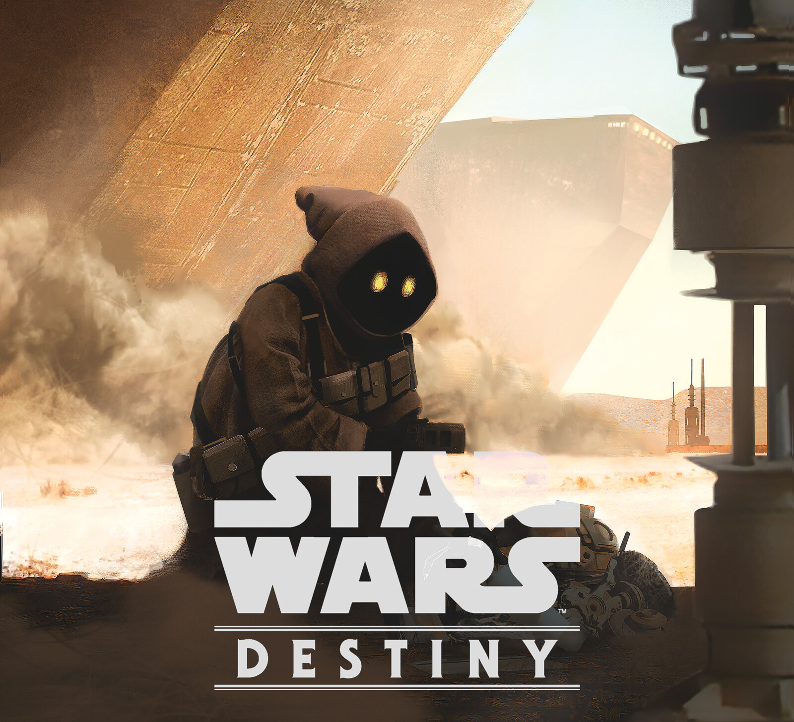 Jawa Junk Dealer - Star Wars Destiny Secret Missions Expansion